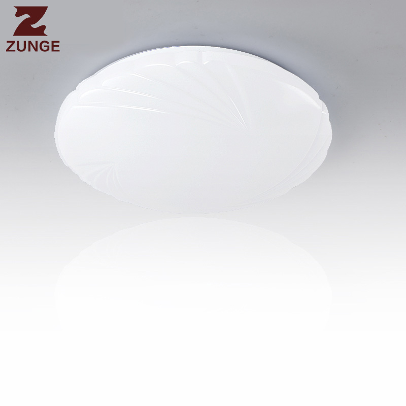ZUNGE LED ceiling lighting balcony light P109 study room lighs Kitchen modern round lamp