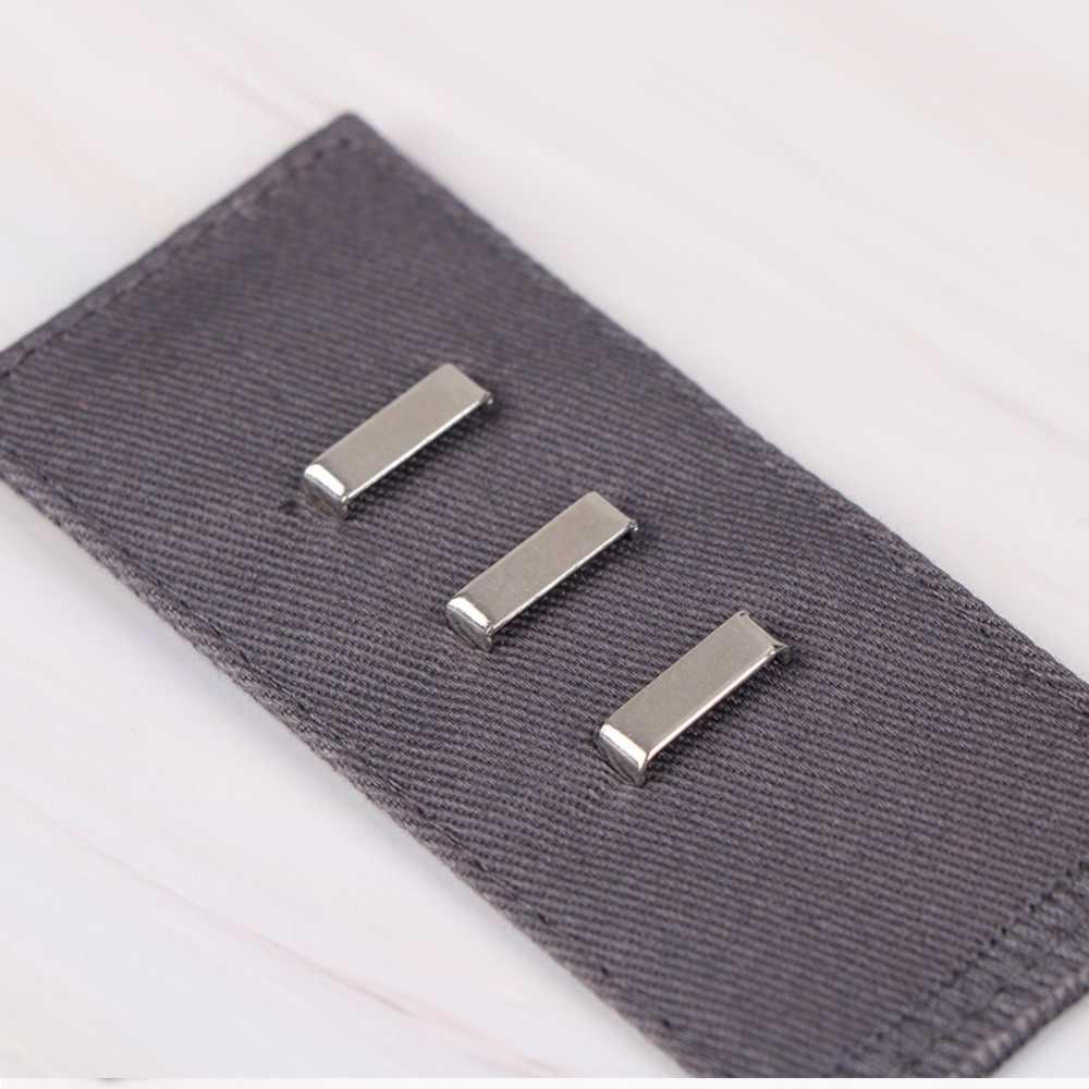 2bd1646890c45 ... 1Pcs Maternity Pregnancy Waistband Belt Adjustable Elastic Waist  Extender Clothing Pants For Pregnant Accessories ...
