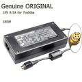 Limited New Original 180W 19V 9.5A power supply For Toshiba Qosmio PA-1181-02 PA3546E-1AC3 Notebook Laptop AC DC Adapter cargado