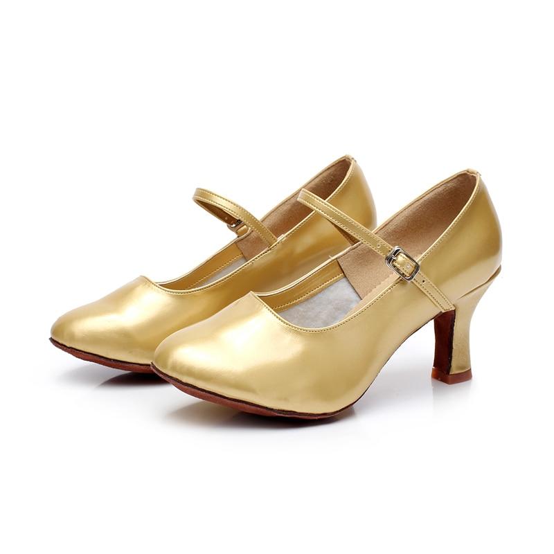 Zapatos de baile de Tango Latino para mujer a estrenar. Zapatos de - Zapatillas - foto 3