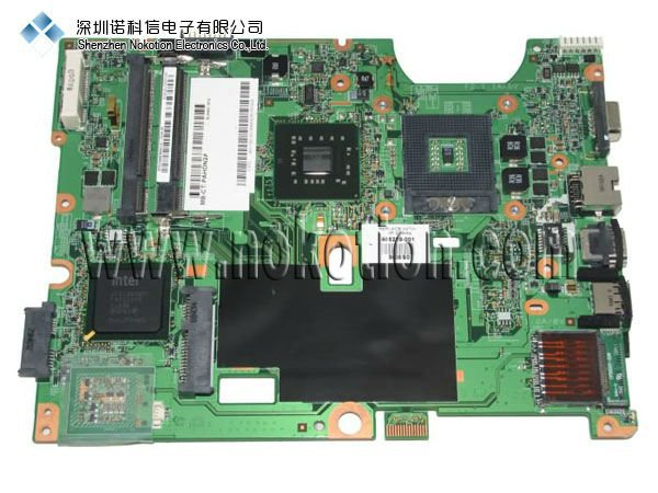 NOKOTION Motherboard for HP G50 G60 COMPAQ CQ50 CQ60 485219-001 48.4H501.021 Intel GL40 GMA 4500MHD DDR2 Laptop Mainboard nokotion sps v000198120 for toshiba satellite a500 a505 motherboard intel gm45 ddr2 6050a2323101 mb a01