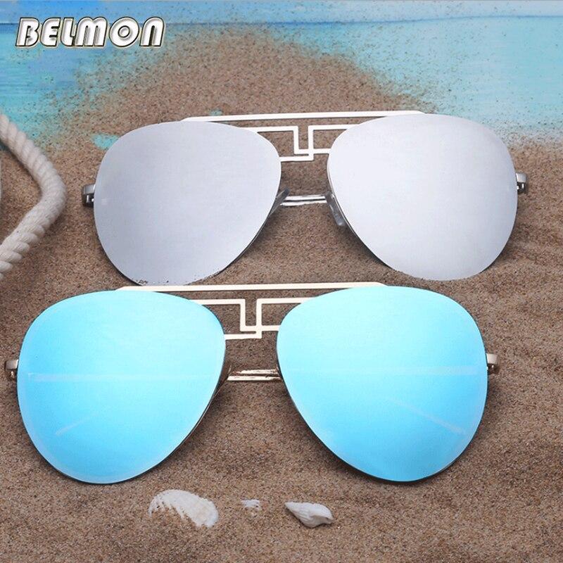 Gafas de sol mujer hombre moda lujo marca diseñador gafas de sol para las señoras UV400 espejo Masculino Femenino Gafa Oculos de sol RS588