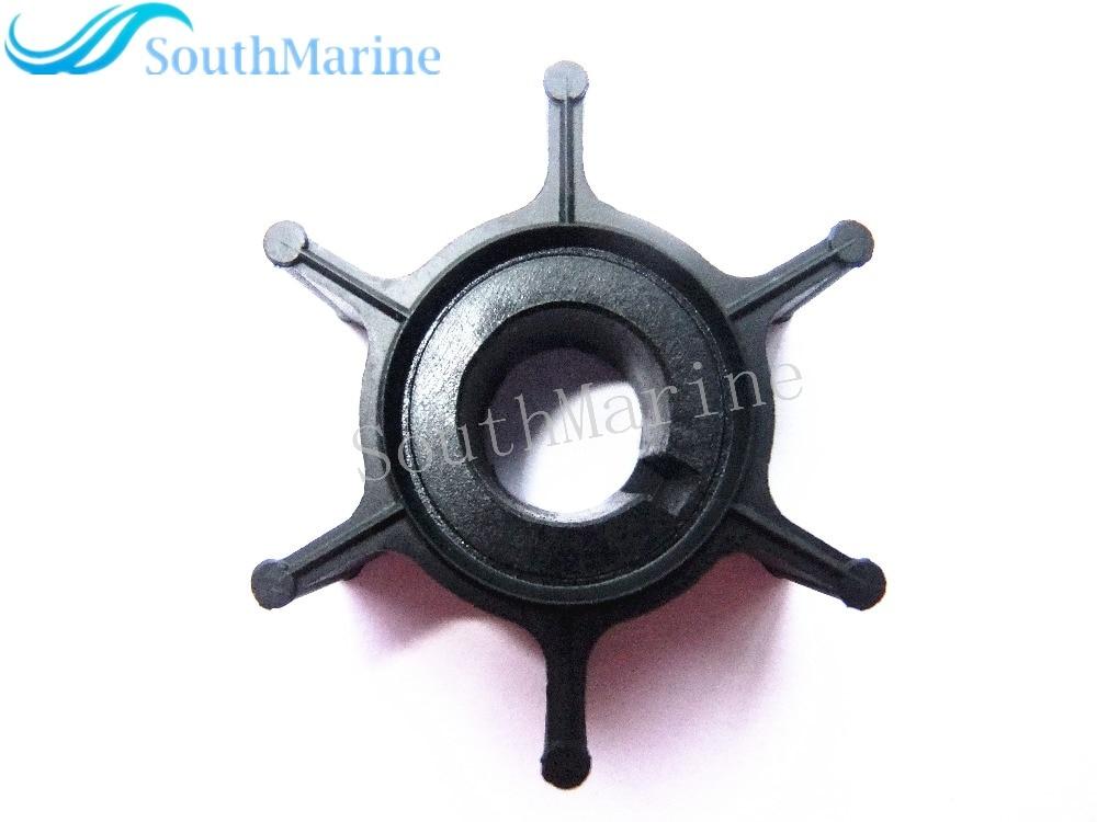 Boat engine impeller 6g1 44352 00 00 for yamaha 6hp 8hp 2 for Yamaha boat engine dealers