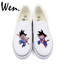 Dragon Ball Son Goku Canvas Sneakers Unisex