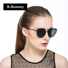 2017 New Arrivals Women Loved sunglasses Brands polarized sunglasses Fashion Classic sunglasses block glare UV400 R.Bsunny R1614