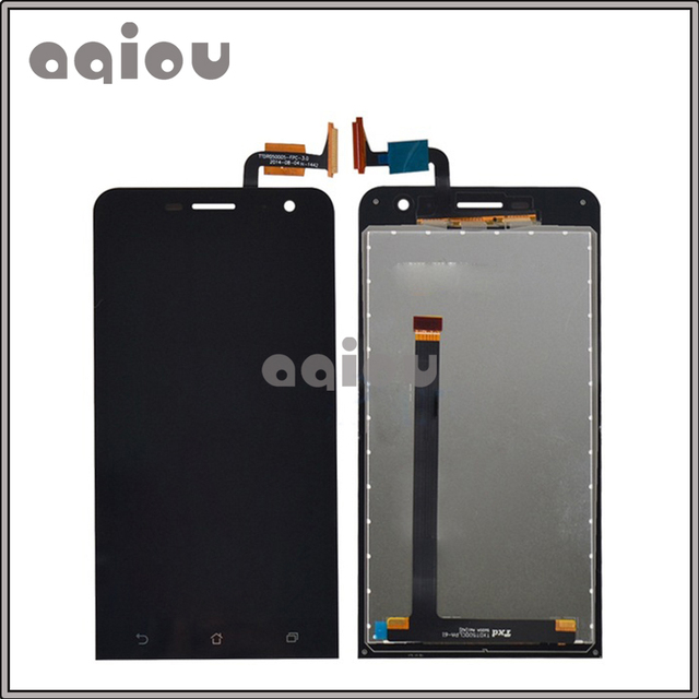 """5.0"""" For Asus Zenfone 5 A501CG T00J A500CG T00F LCD Digitize Touch Screen Assembly Free Shipping"""