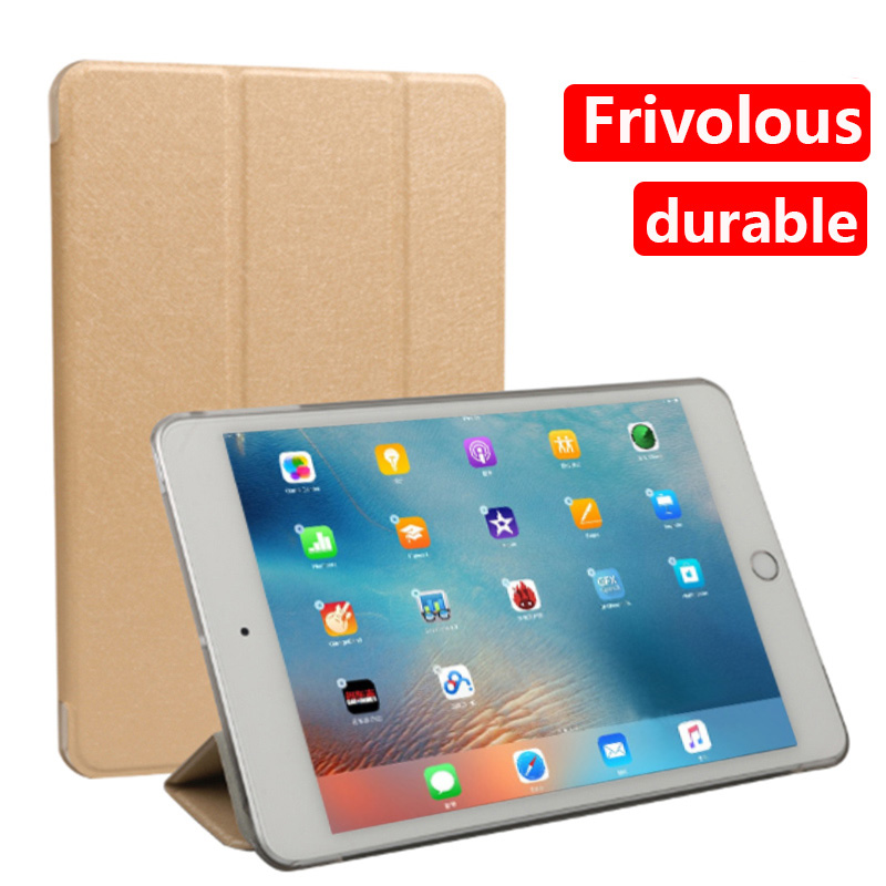 Silk Flip Leather Cover Case for Apple iPad Air 1 ipad 5 New iPad 9.7 inch 2017 2018 5th 6th Generation Smart wake Cover FundaSilk Flip Leather Cover Case for Apple iPad Air 1 ipad 5 New iPad 9.7 inch 2017 2018 5th 6th Generation Smart wake Cover Funda