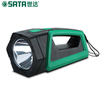 Portable spotlight lantern searchlight rechargeable waterproof hunting spotlight for outdoor camp use