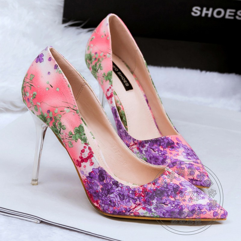 Shallow Mouth Pointed Toe 2015 Sexy Stilletos Shoes For font b Women b font font b