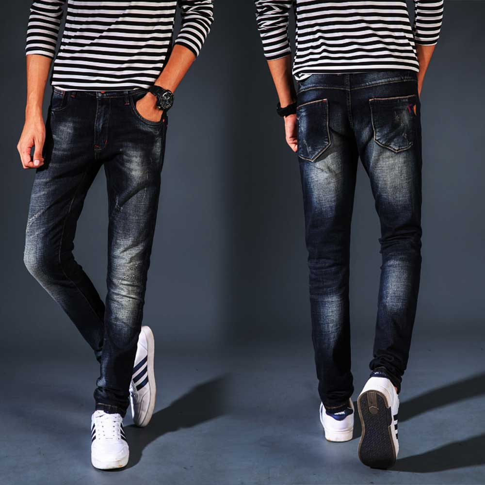 Faded Black Jeans Promotion-Shop for Promotional Faded Black Jeans ...