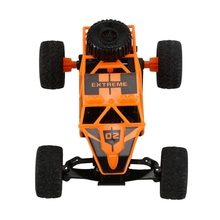 цена на Rc Car 1:40 Scale 2.4G 4Wd Off-Road Buggy High Speed Racing Car Remote Control Truck 4 Wheel Climber