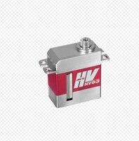 1PC MKS HV93 Metal Tooth Digital Servo Coreless Cup Motor Rudder Steering Gear for RC Aircraft