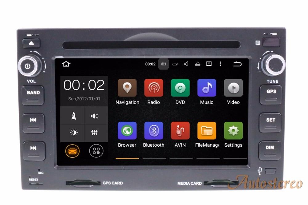 Android8.0 lecteur DVD CD de voiture pour Peugeot 307 2002-2010 pour Peugeot 207/3008 2009-2011 GPS Satnav unité GPS navigation multimédia