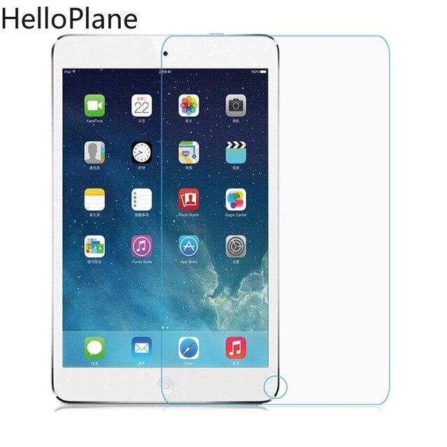 Vidrio templado para Apple iPad Pro 9,7 11 pulgadas 10,5 2017 2018 2019 Protector de pantalla de tableta 9 H Protector endurecido guardia de película