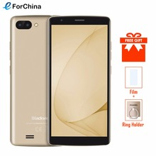 """NEW BLACKVIEW A20 Smartphone Android Go 5.5""""18:9 IPS MTK6580M Quad core Mobile Phone Dual Rear Camera 3000mAh GPS 3G Unlocked"""