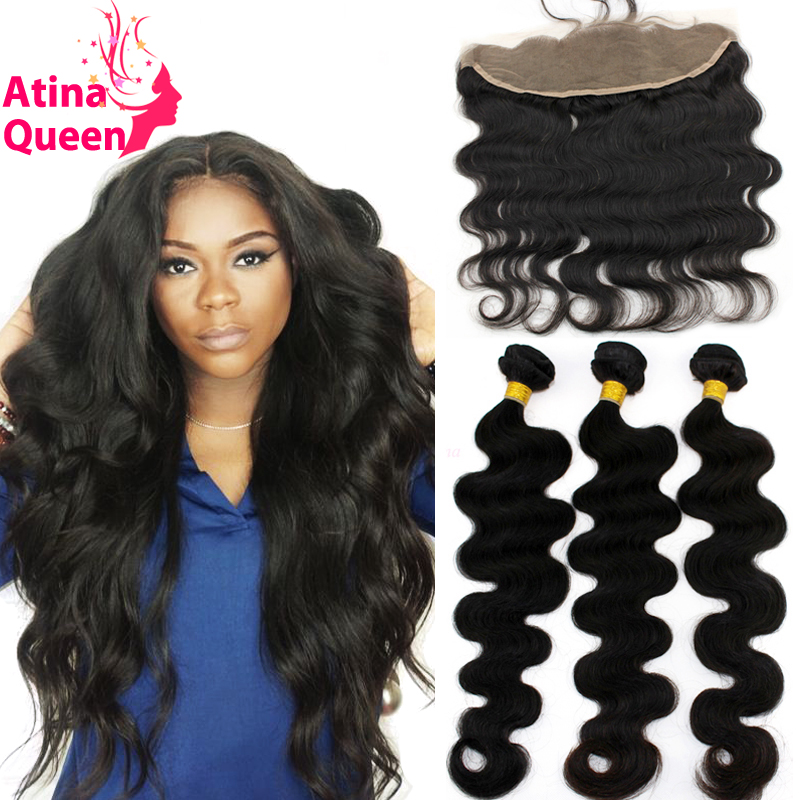 13*4 Ear to Ear Lace Frontal Closure with