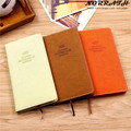 Stationery Agenda Business Leather Journal Gift Notebook 2017 Planner Agenda Journal Note Book Office Material School Supplies