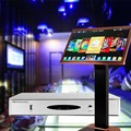 HD-HYNUDAL Китайский Игрок Караоке Синг Машина 2 ТБ HDD Система 40 К Оригинальный КТВ Песен MTV + 1080 P Сенсорный экран Можно Подключить телефон