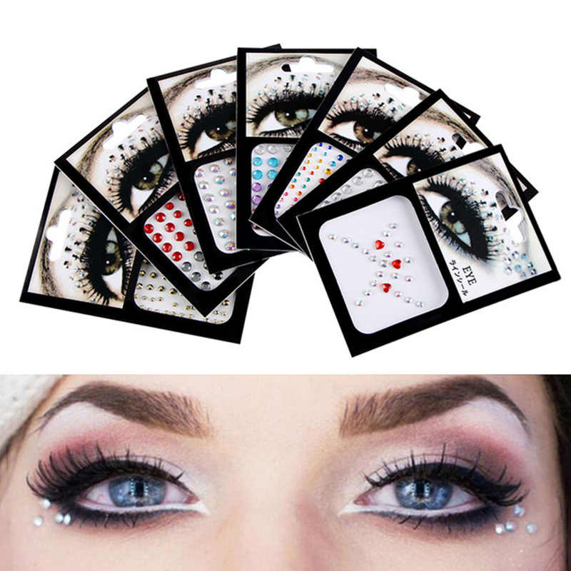 Detail Feedback Questions about Tattoo Diamond Makeup Eyeliner ...