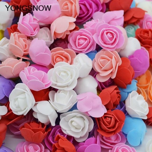 Rose Bear Flower Bear Foam Bear Mold Artificial Rose Flower Mold Modeling Polystyrene Styrofoam Bear Mother's Day Flower Gift 4