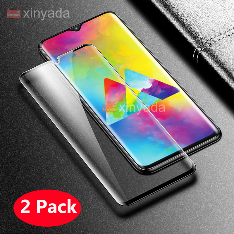 Tempered <font><b>Glass</b></font> For <font><b>Samsung</b></font> Galaxy M10 M20 M30 A10 A30 <font><b>A50</b></font> A40 A70 A20 A60 Screen protector Lcd Film Full Cover Protection image