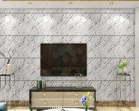 Beibehang Modern wallpaper 3D simulation stone brick pattern personalized restaurant background 3d wallpaper papel de parede