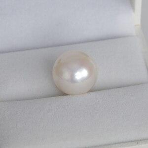 Image 2 - Жемчуг натуральный из пресноводного жемчуга, 14 16 мм