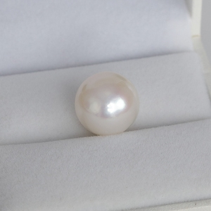Image 2 - [YS] 14 16mm AAAA Perfect Round Natural Cultured Freshwater Pearl Edison Pearl Loose Loose