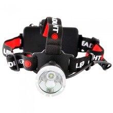 2000 lm Headlight bike light bicycle lighting Hiking LED Headlamp T6 1 *18650 Battery Holder Outdoor Head Light
