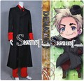 Free shipping Axis Powers Hetalia Denmark Anime Cosplay Costume