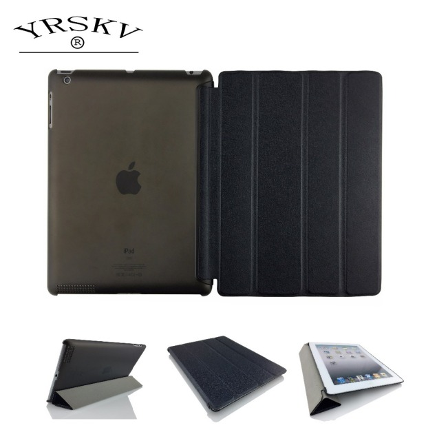 Case For Ipad 2 3 4 Yrskv Senior Silk Smart Cover Ultra Slim