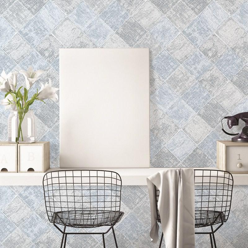 Beibehang Tapete Diamant Textur Fliesen Marmor Muster Kche Galerie Wohnzimmer Restaurant Hintergrund TapeteChina