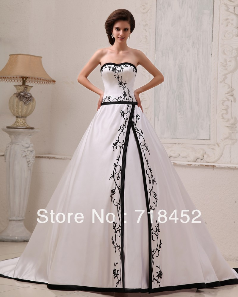 Online Buy Wholesale black princess wedding dresses from China ...