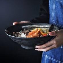 Antowall керамическая посуда большая миска для лапши супа дома