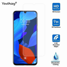 2PCS Glass For Huawei Nova 5 Phone Screen Protector SEA-AL00/TL00 Tempered Film