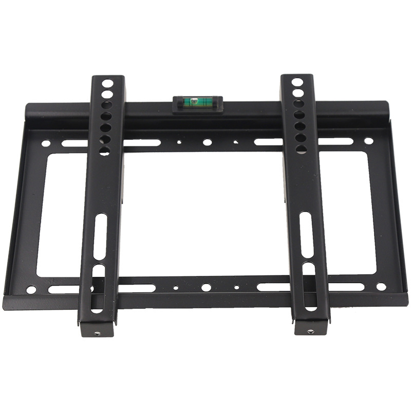 Quality Design Universal For 14~42 Steel LCD LED Fixed Wall TV Mount Bracket  Support  Monitor Stand Mount multifunction 360 degrees rotatable universal roof ceiling mount black aluminum wall bracket suit for led lcd dlp projector