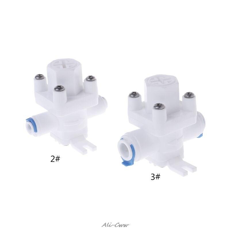 Water Pressure Relief Water Purifier Pressure Reducing Valve RO System 1/4