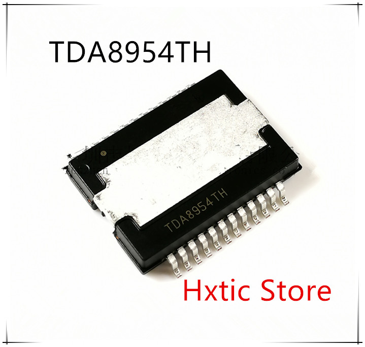 10PCS lot TDA8954TH Chip TDA8954 HSOP 24 New original IC