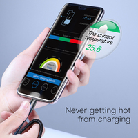 5A Surpercharge USB Cable + Quick Charge 3.0 ANDROID Type-C 10