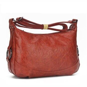 fe50bc56907c Из натуральной кожи Для женщин сумки 2018 новые сумки женские стереотипы модные  сумки через плечо Сумочка Горячие C779