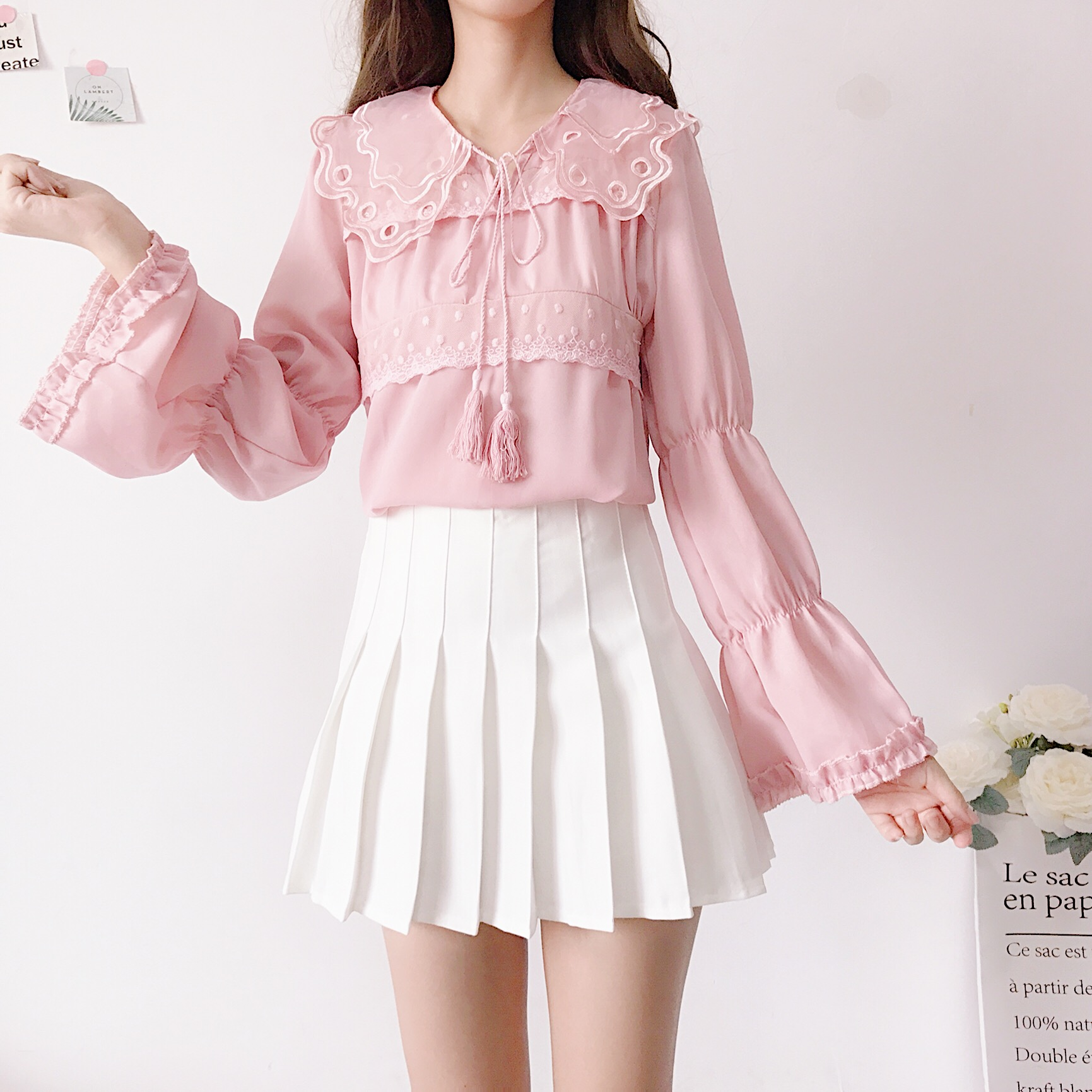 XS-3XL Women Skirt Preppy Style High Waist Chic Stitching Skirts Summer Student Pleated Skirt Women Cute Sweet Girls Dance Skirt 35