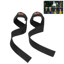 2Pcs/Lot Wrist Grip Horizontal Bar Pull-up Training Belt Wrist Support Weightlifting Strength Training