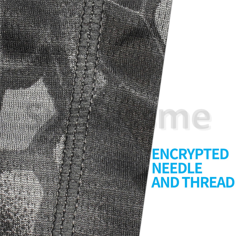 encrypted needle and thread