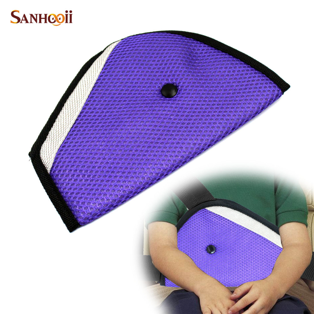 Baby Car Safety Seat Belts Protector Pad Padding Child Auto Safe Belts Resistant Adjuster Accessories