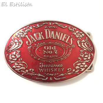 Męskie klasyczne klamry do paska piwa mężczyźni Cowboy whisky metalowe klamry pasa Boucle Ceinture garnitur 3 8-4cm pasy moda męskie akcesoria tanie i dobre opinie El Estilista CN (pochodzenie) Buty Odzieży Torby SDFC389 Ze stopu cynku Suitable for Belt Size 3 8-4cm width Koronki Pin klamry