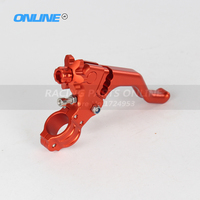 New Arrival Performance CNC Alloy Stunt Short Stunts Clutch Lever Only Special For Stunter CRF KXF