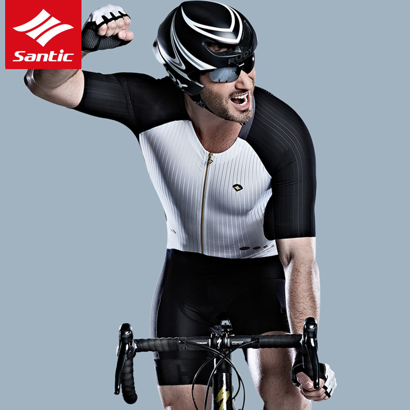 Santic Pro Team Racing Cycling Jersey Tour De France Cycling Skinsuit Italian Imported Fabric Bike Bicycle Jersey Roupa Ciclismo иегуди менухин карита маттила orchestre philharmonique de radio france ютако садо choeur de radio france yutaka sado bernstein kaddish