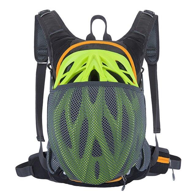 Al aire libre ciclismo montar bolsa de almacenamiento de ciclismo mochila bolsos de hombro al aire libre Mochila deportiva de tiempo libre bicicleta accesorios