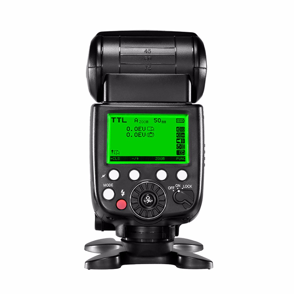 Pixel X800N Standard i-TTL Wireless Flash Speedlite HSS 1/8000s For Nikon D810A D810 D800E D800 D700 D750 D610 D600 D500 D90 D5 dste mb d12 multi power battery grip for nikon d800 d800e d810 camera black