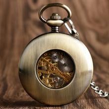 Wood Mechanical Watch Roman